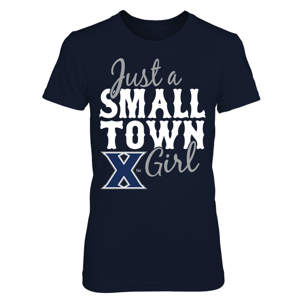 Just A Small Town Girl - Xavier Musketeers Front picture