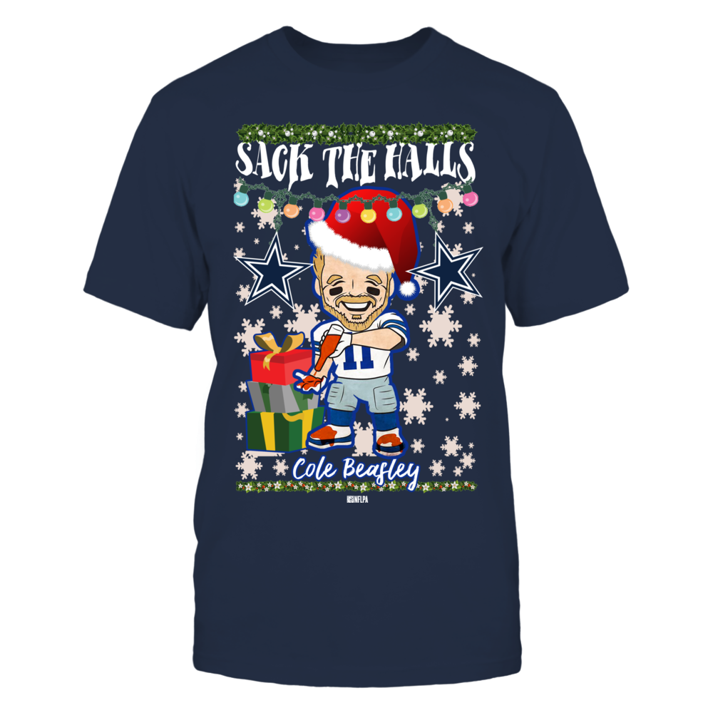 Cole Beasley - Sack The Halls Front picture