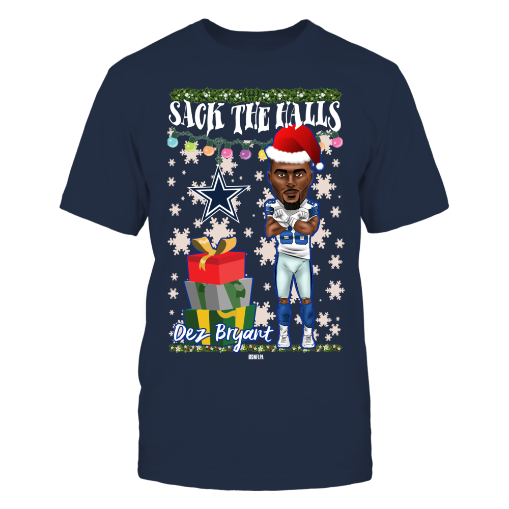 Dez Bryant - Sack The Halls Front picture