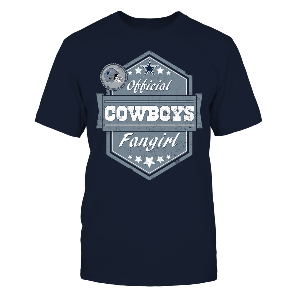 Official Cowboys Fangirl - Dallas Cowboys Front picture