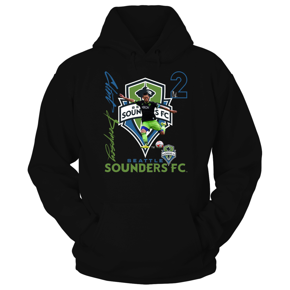 Official Seattle Sounders FC Fan Gear Clint Dempsey Front picture