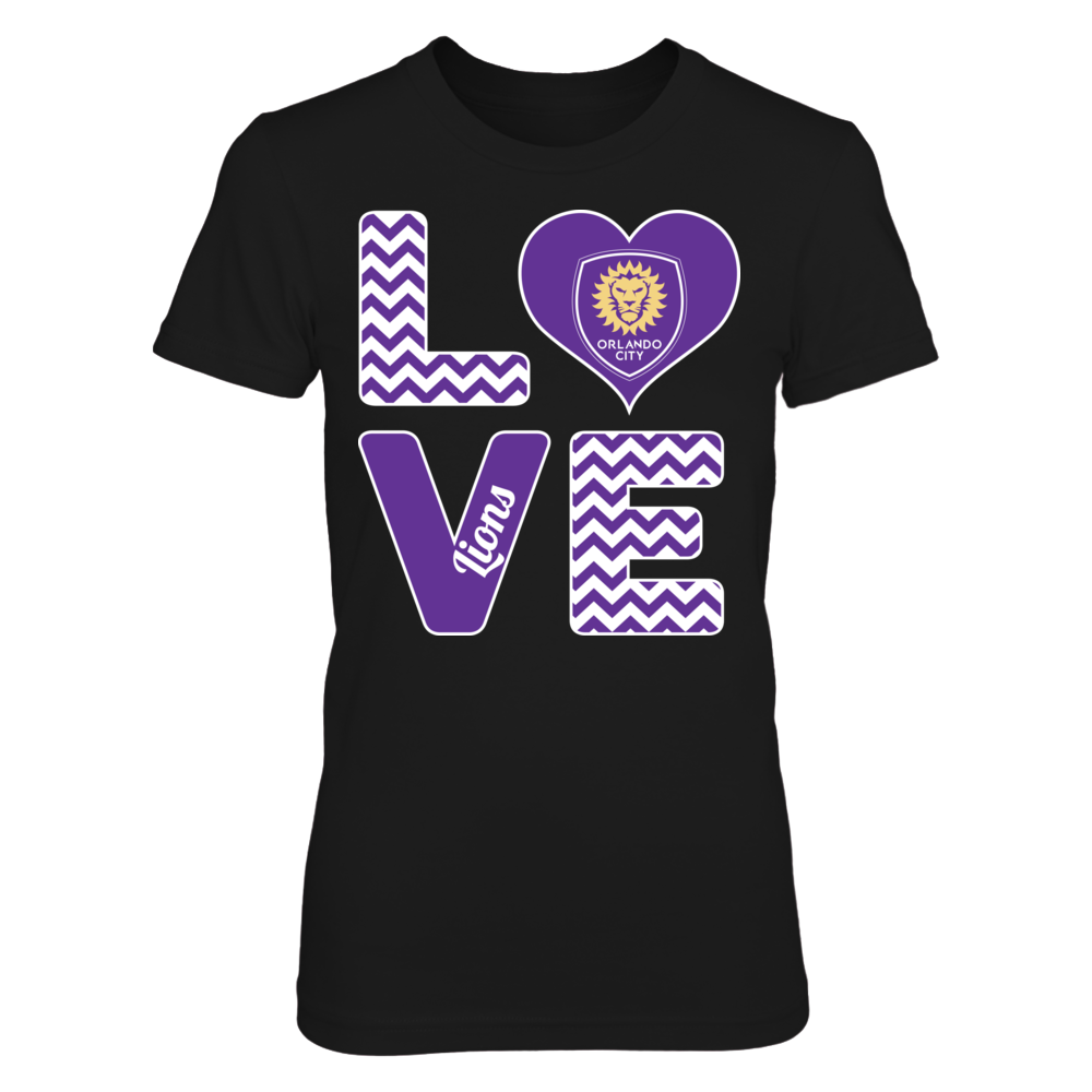 Stacked Love - Orlando City SC Front picture