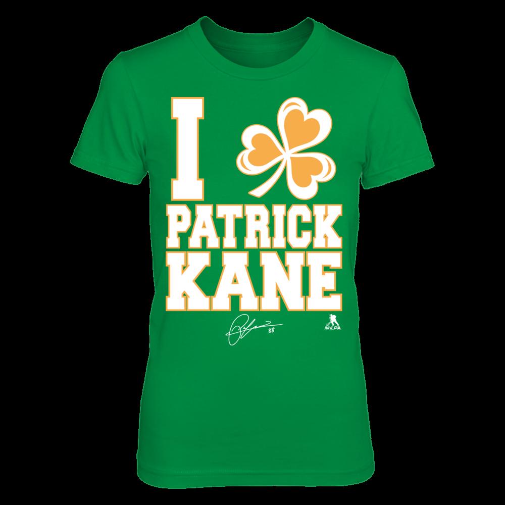 Patrick Kane Patrick Kane - I Shamrock FanPrint