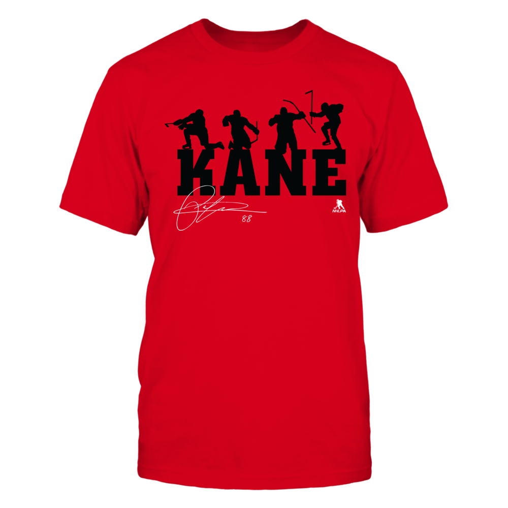 Patrick Kane Patrick Kane - Player Celebration FanPrint