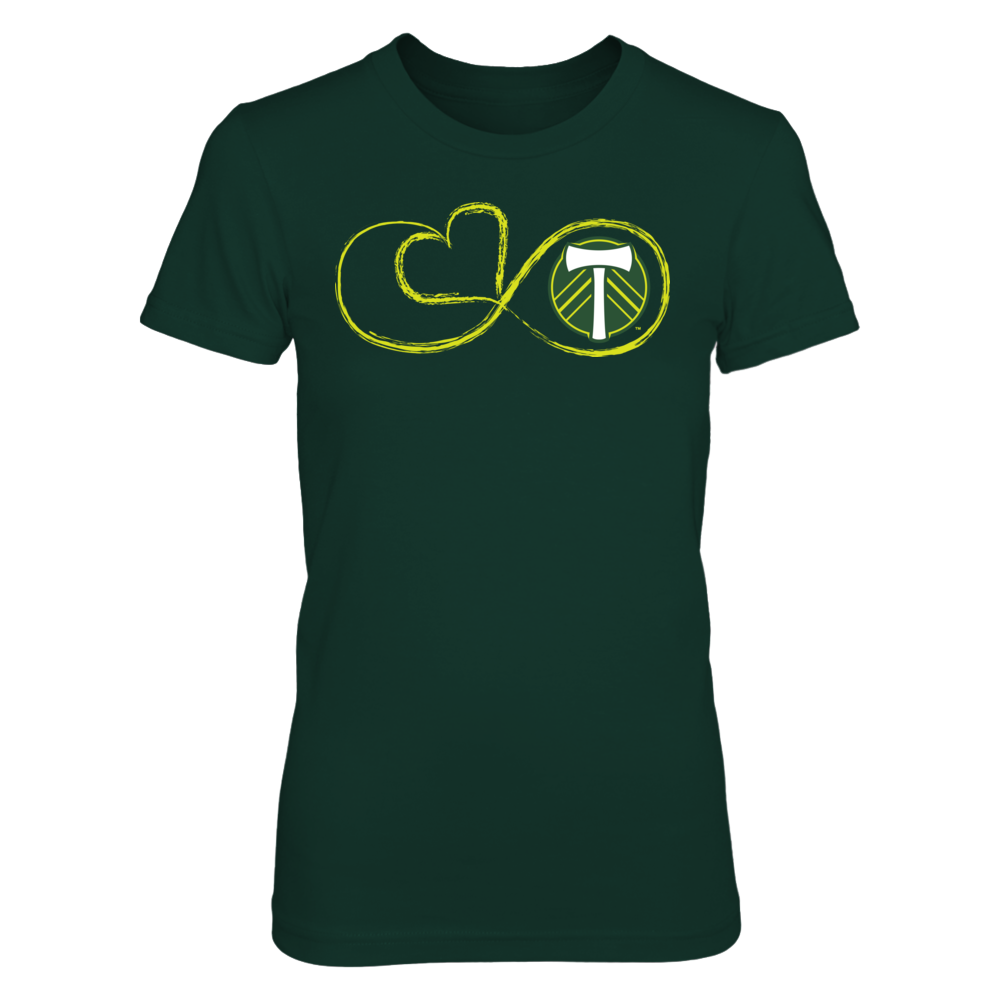 Portland Timbers - Infinite Heart Front picture