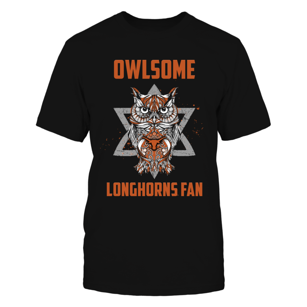 Texas Longhorns - Owlsome Longhorns Fan Front picture
