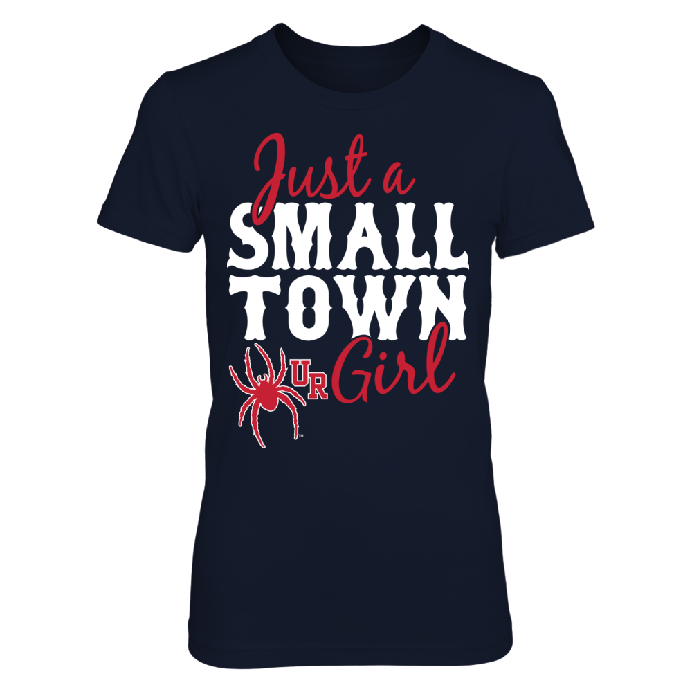 Richmond Spiders Just A Small Town Girl - Richmond Spiders FanPrint