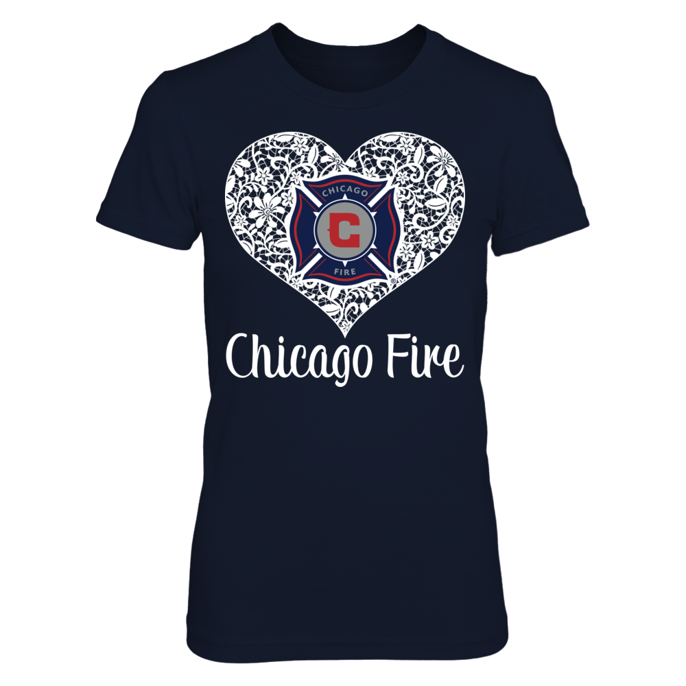 Lace Logo - Chicago Fire Front picture