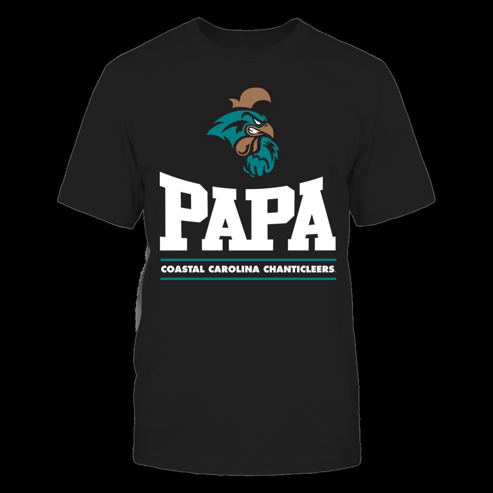 Papa - Coastal Carolina Chanticleers Front picture