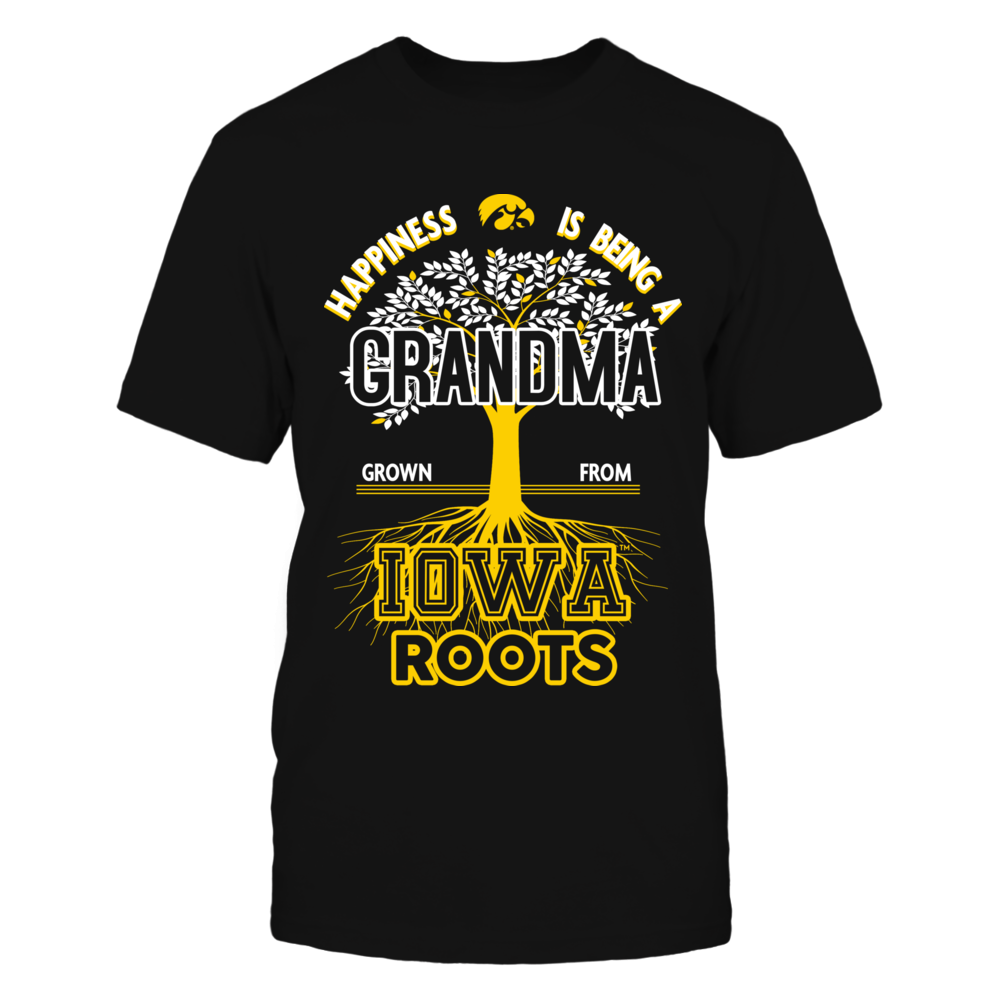 Iowa Hawkeyes - Grandma Roots Front picture