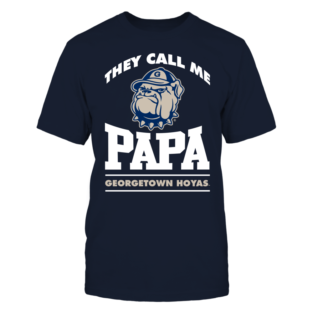 Georgetown Hoyas They Call Me Papa - Georgetown Hoyas FanPrint