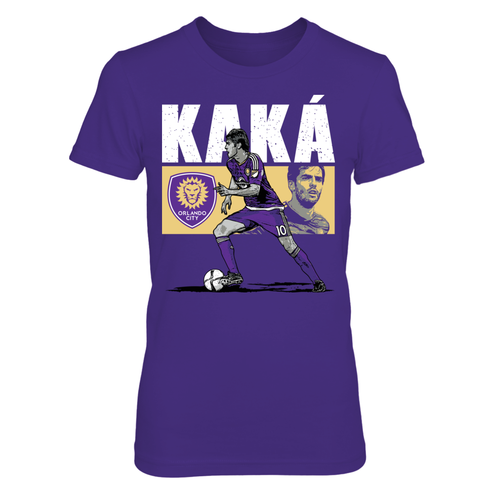 Kaka Player Portrait - Kaka FanPrint
