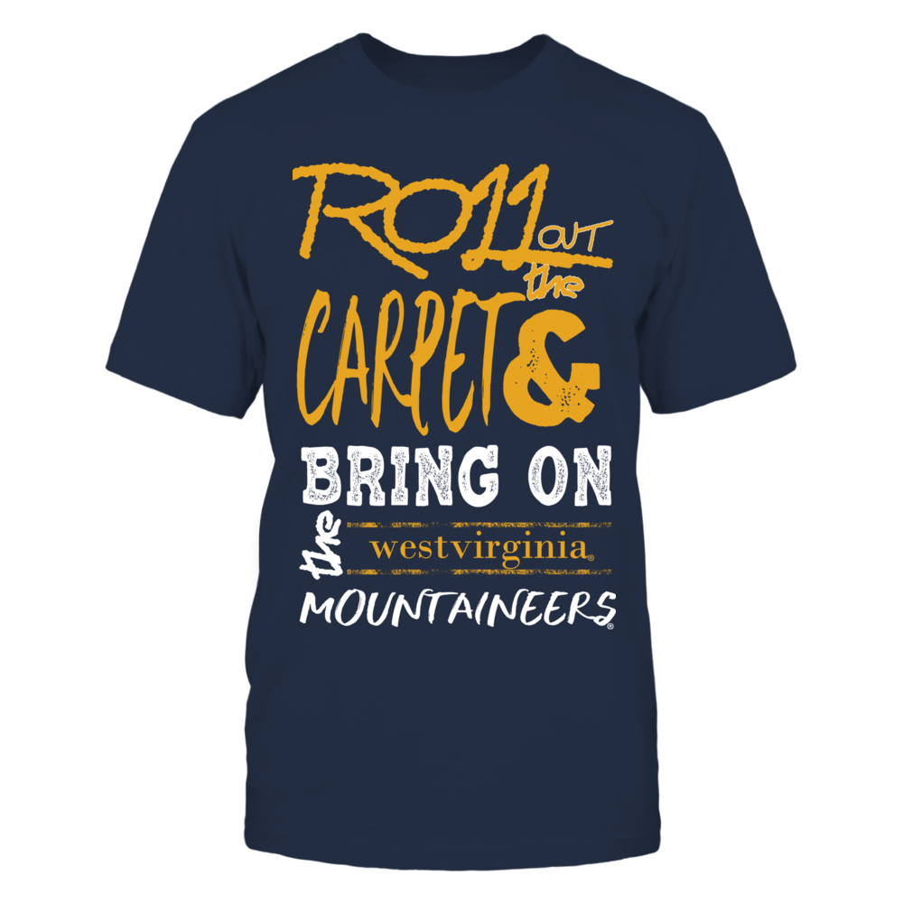 West Virginia Mountaineers - Roll Out The Carpet Front picture