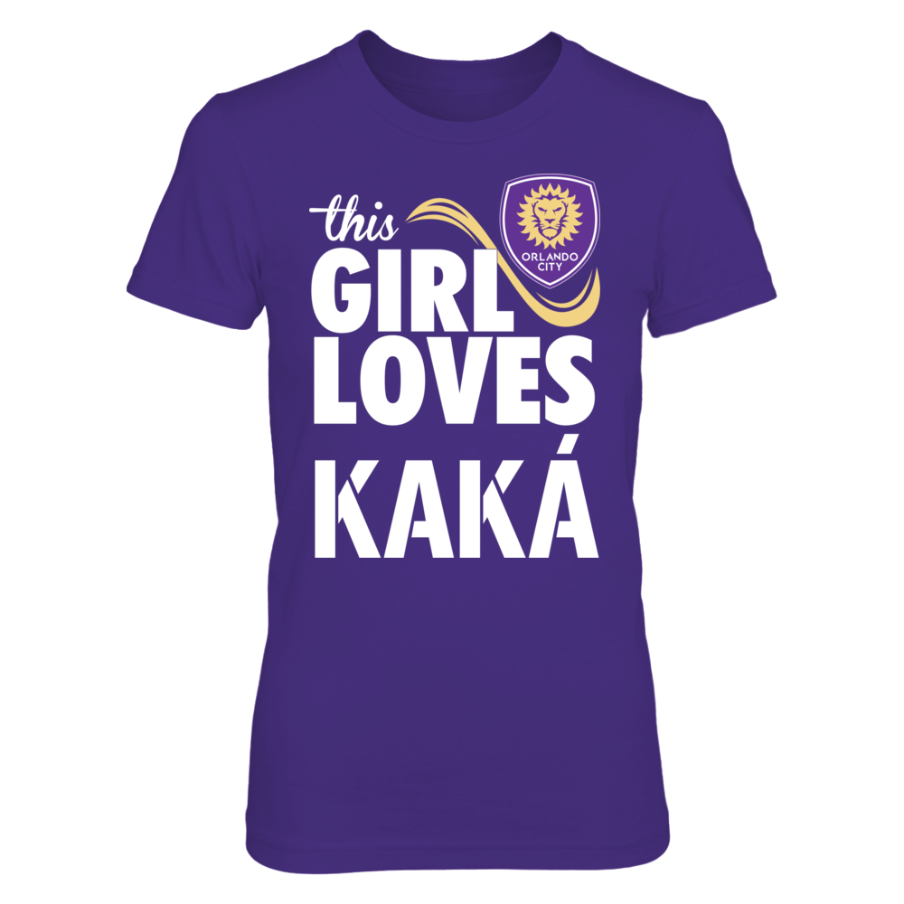 This Girl Loves - Kaka Front picture