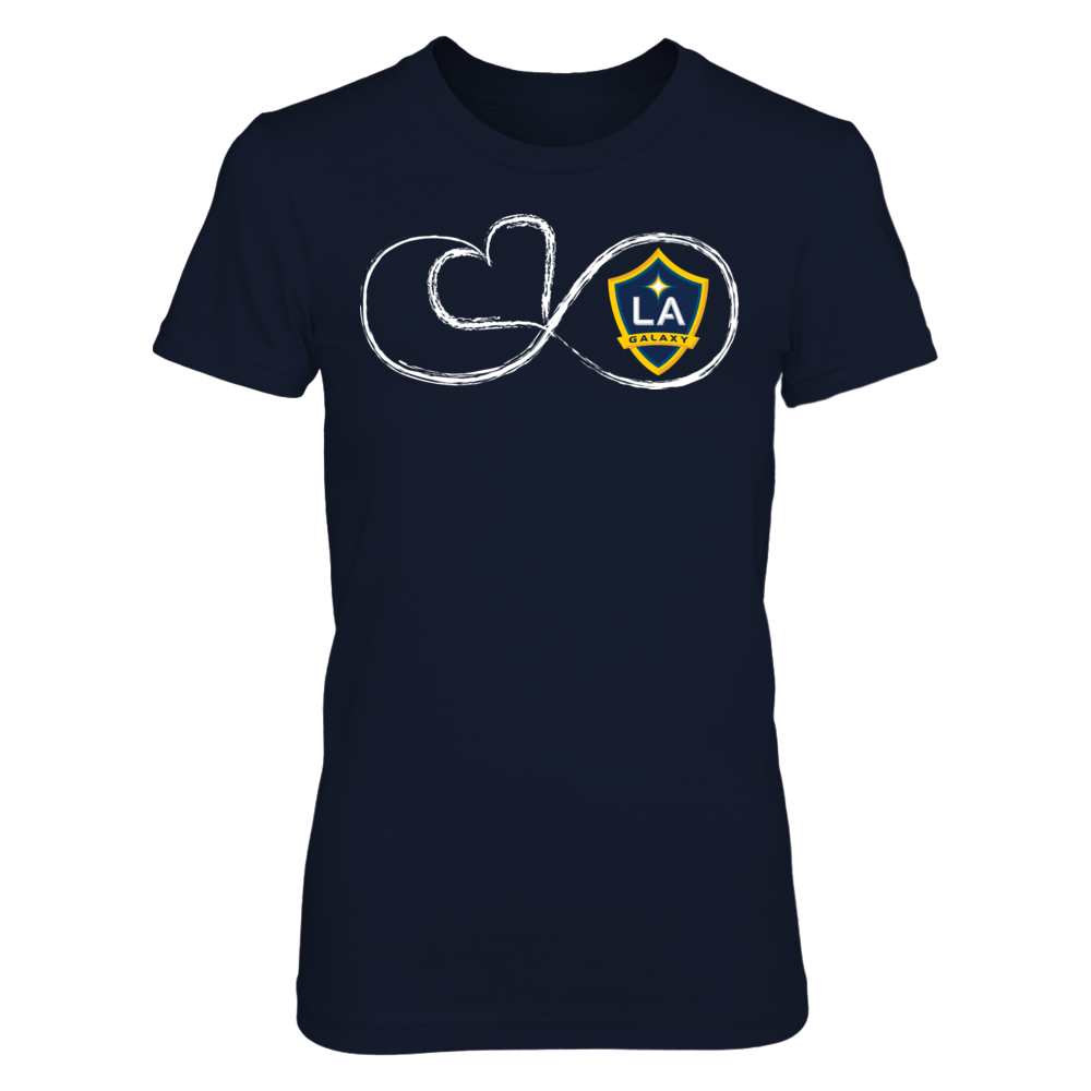 LA Galaxy - Infinite Heart Front picture
