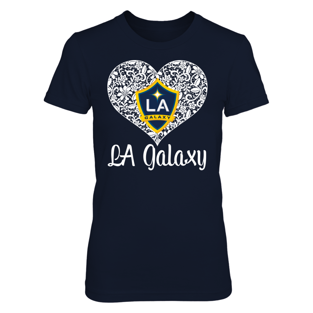 Lace Logo - LA Galaxy Front picture