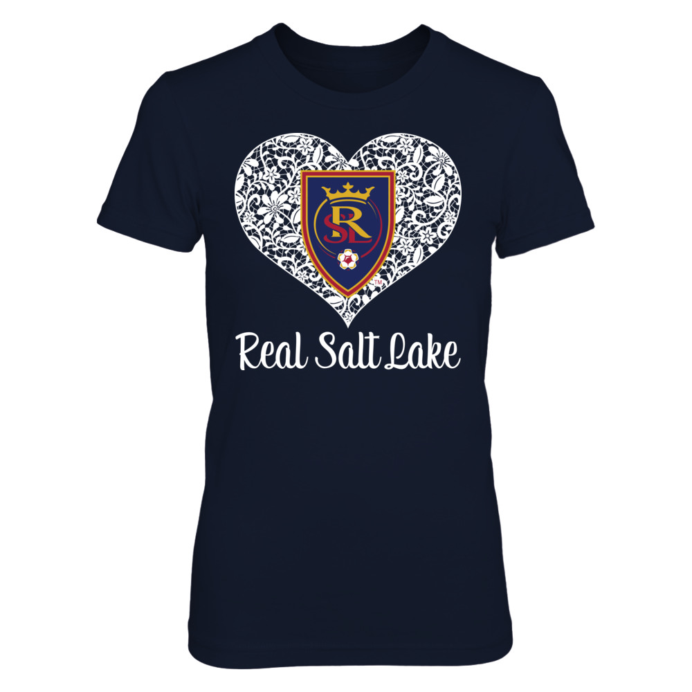 Lace Logo - Real Salt Lake Front picture