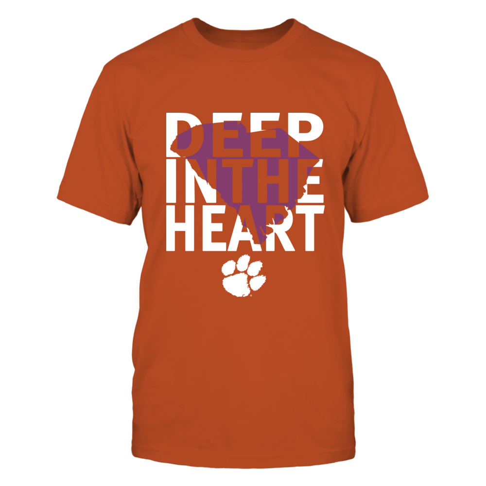 Clemson Tigers - Deep Inside Front picture