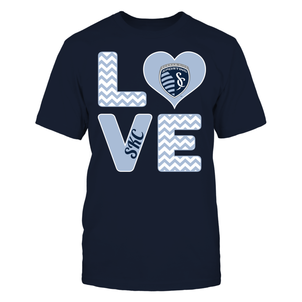 Stacked Love - Sporting Kansas City Front picture
