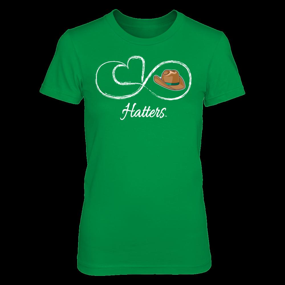 Stetson Hatters Infinite Heart - Stetson Hatters FanPrint