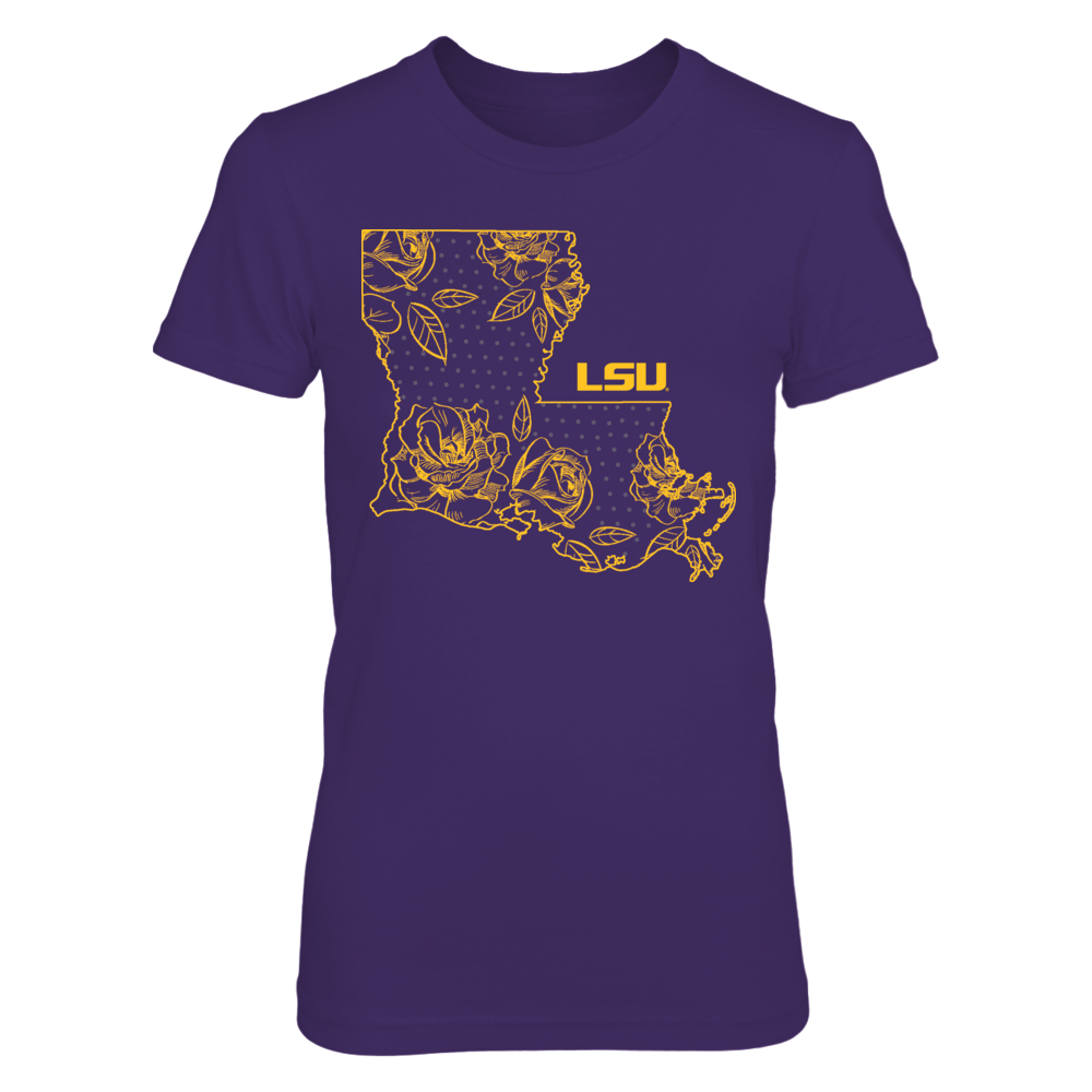 LSU Tigers - Roses State Front picture