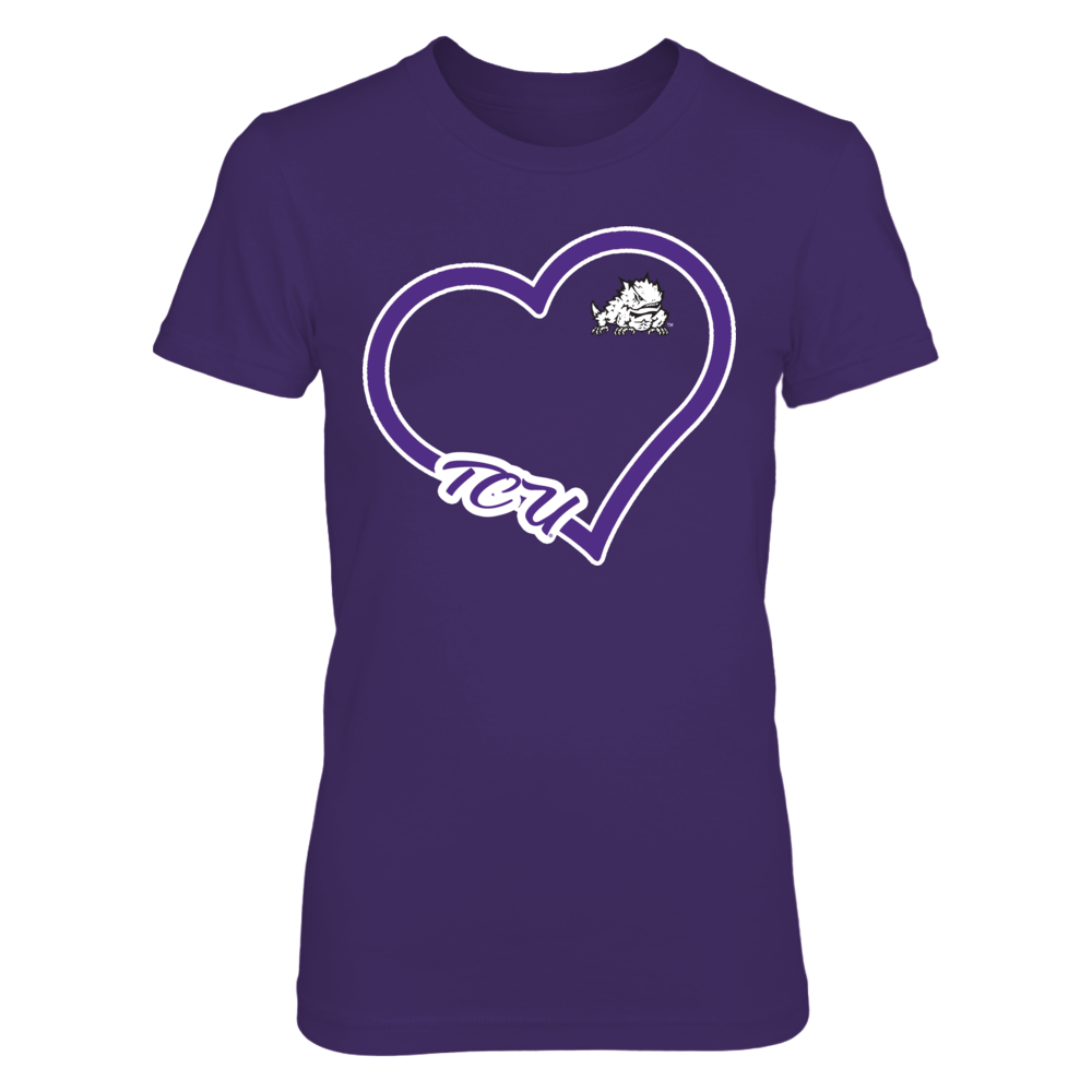 Heart TCU Front picture