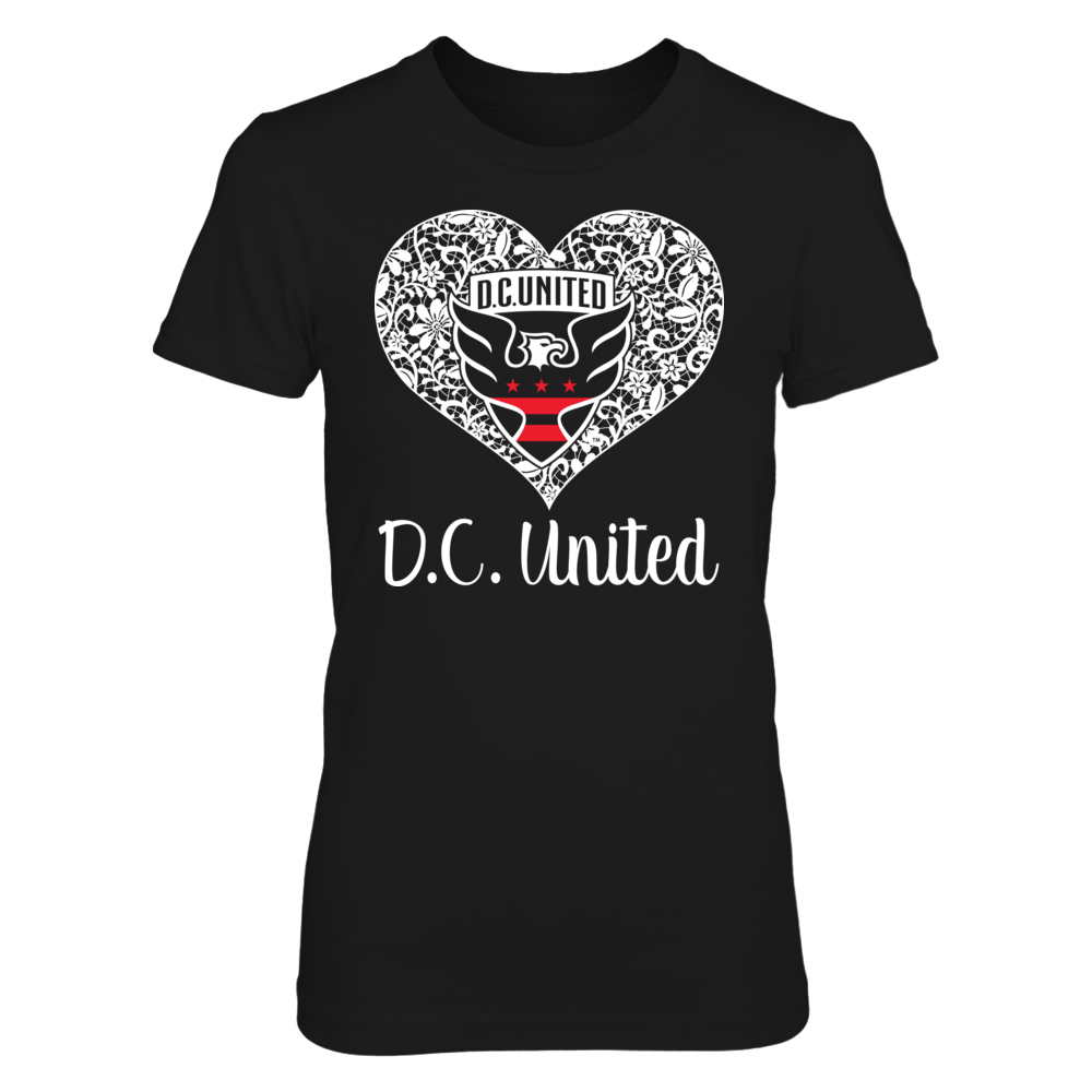 D.C. United Lace Logo - D.C. United FanPrint