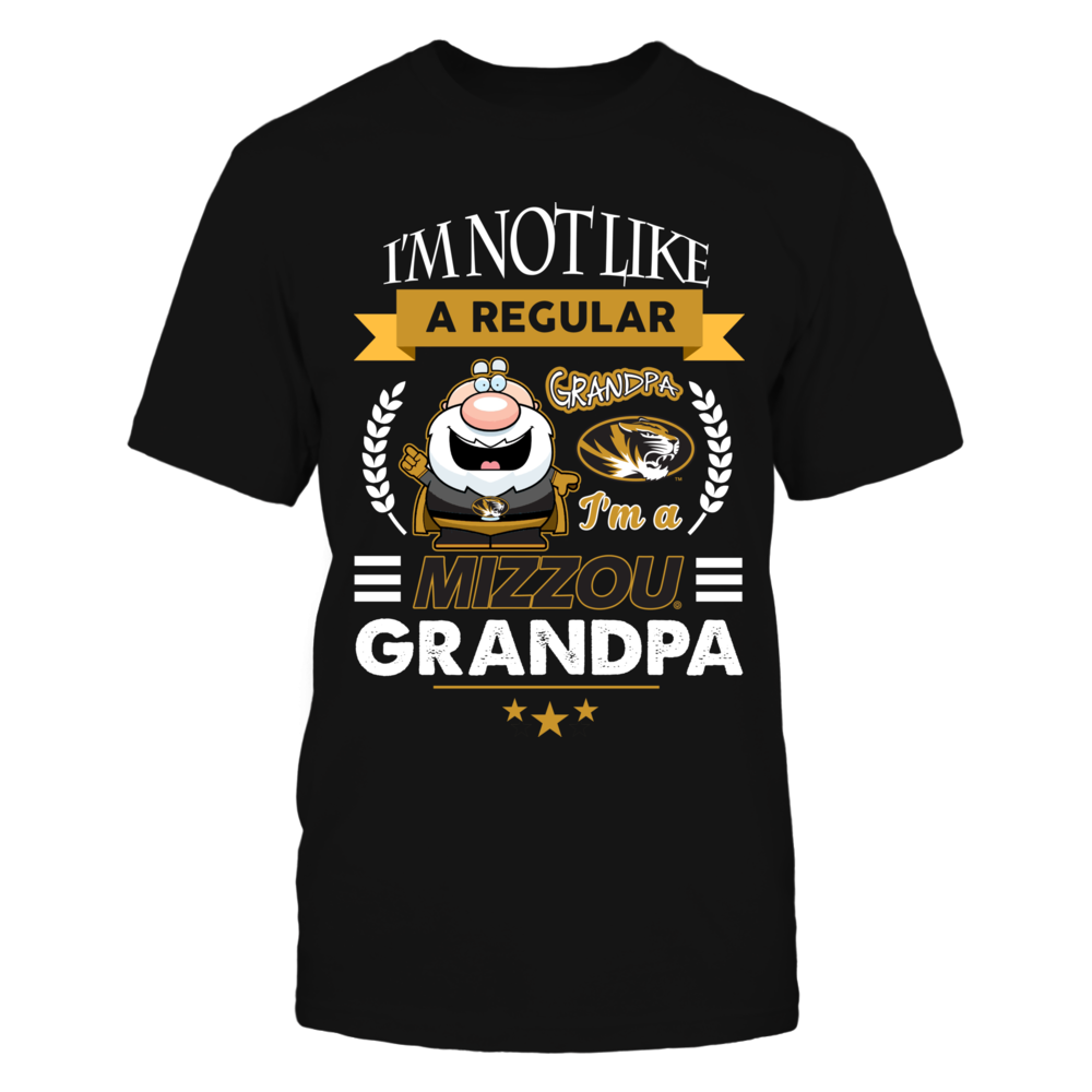 Mizzou Tigers - Not Like A Regular Grandpa Front picture