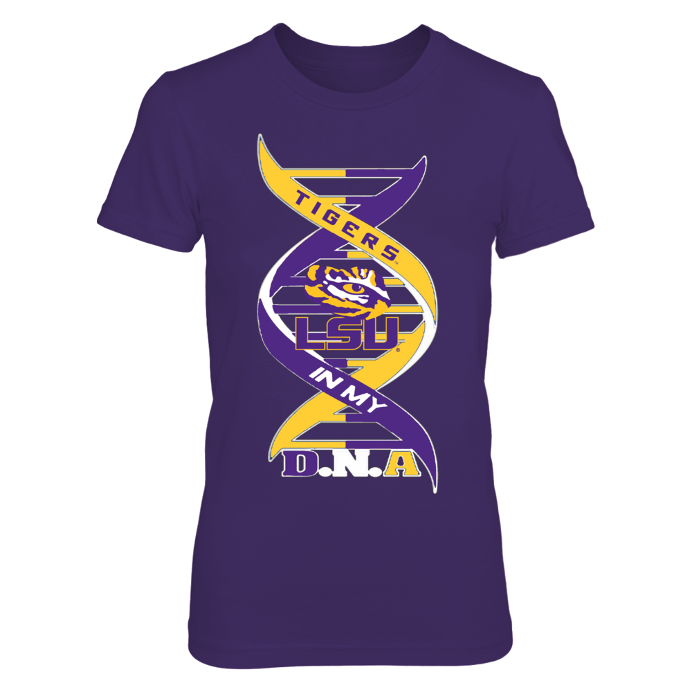 LSU Tigers In My DNA Front picture