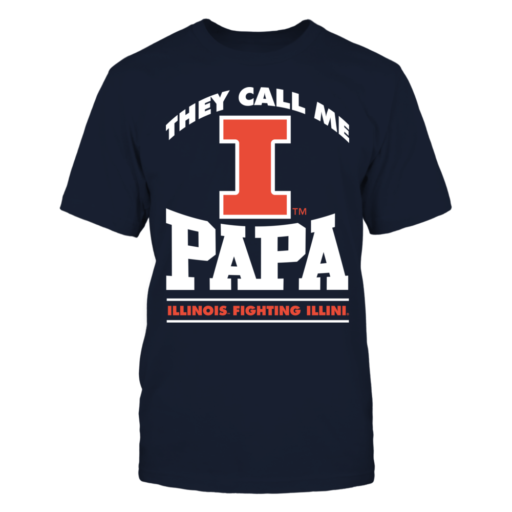 They Call Me Papa - Fighting Illini Front picture