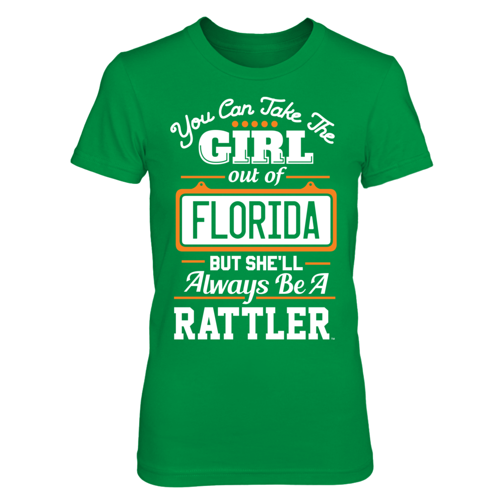 Take The Girl Out But She'll Always Be - Florida A&M Rattlers Front picture