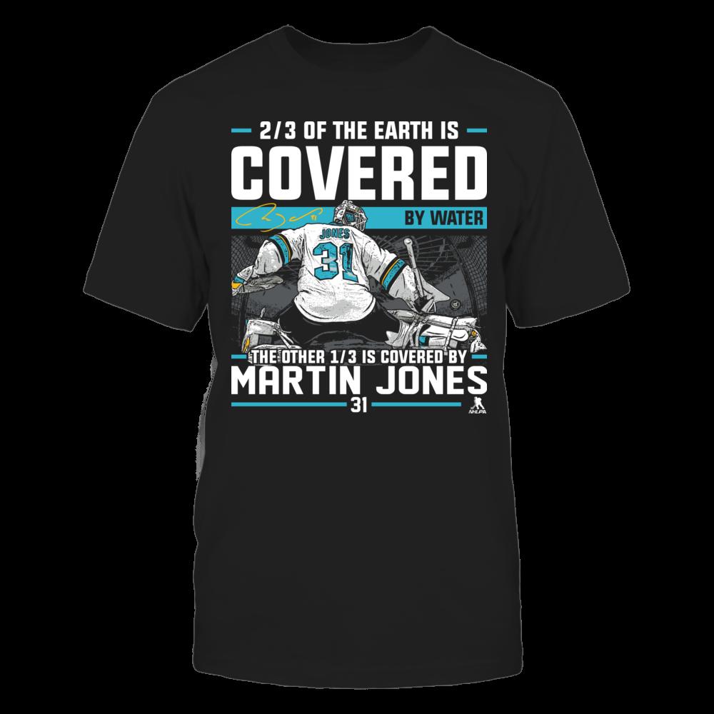 Martin Jones Martin Jones - Covered By FanPrint