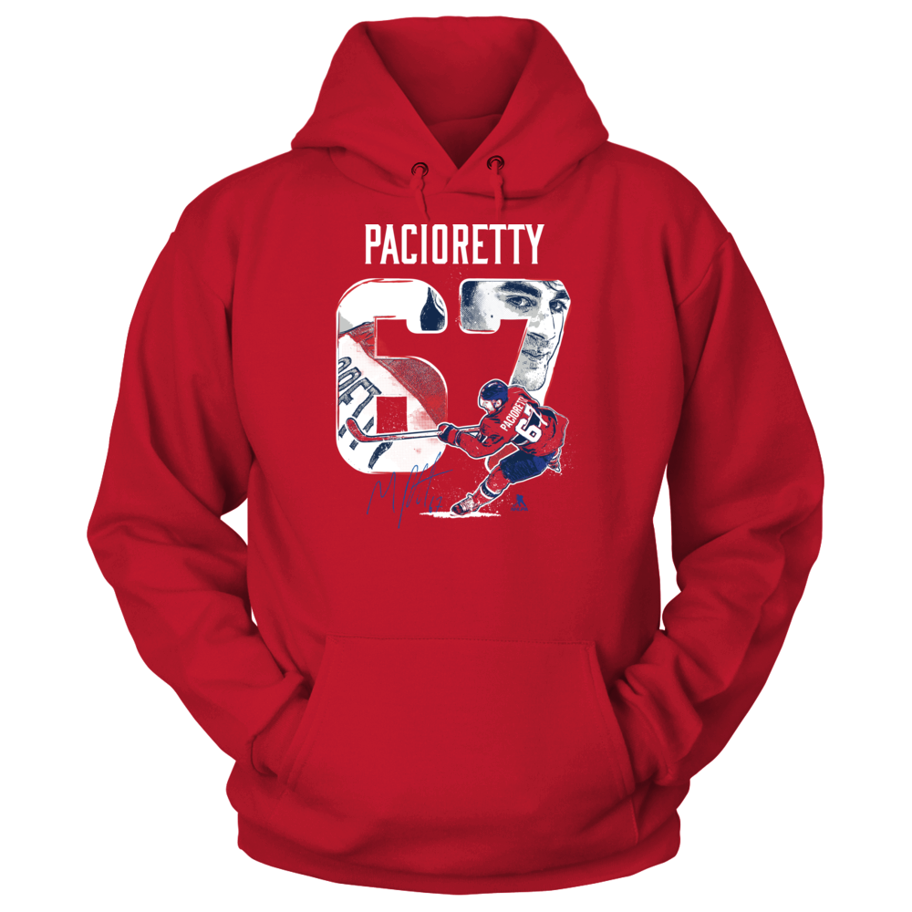 Max Pacioretty Player Number - Max Pacioretty FanPrint
