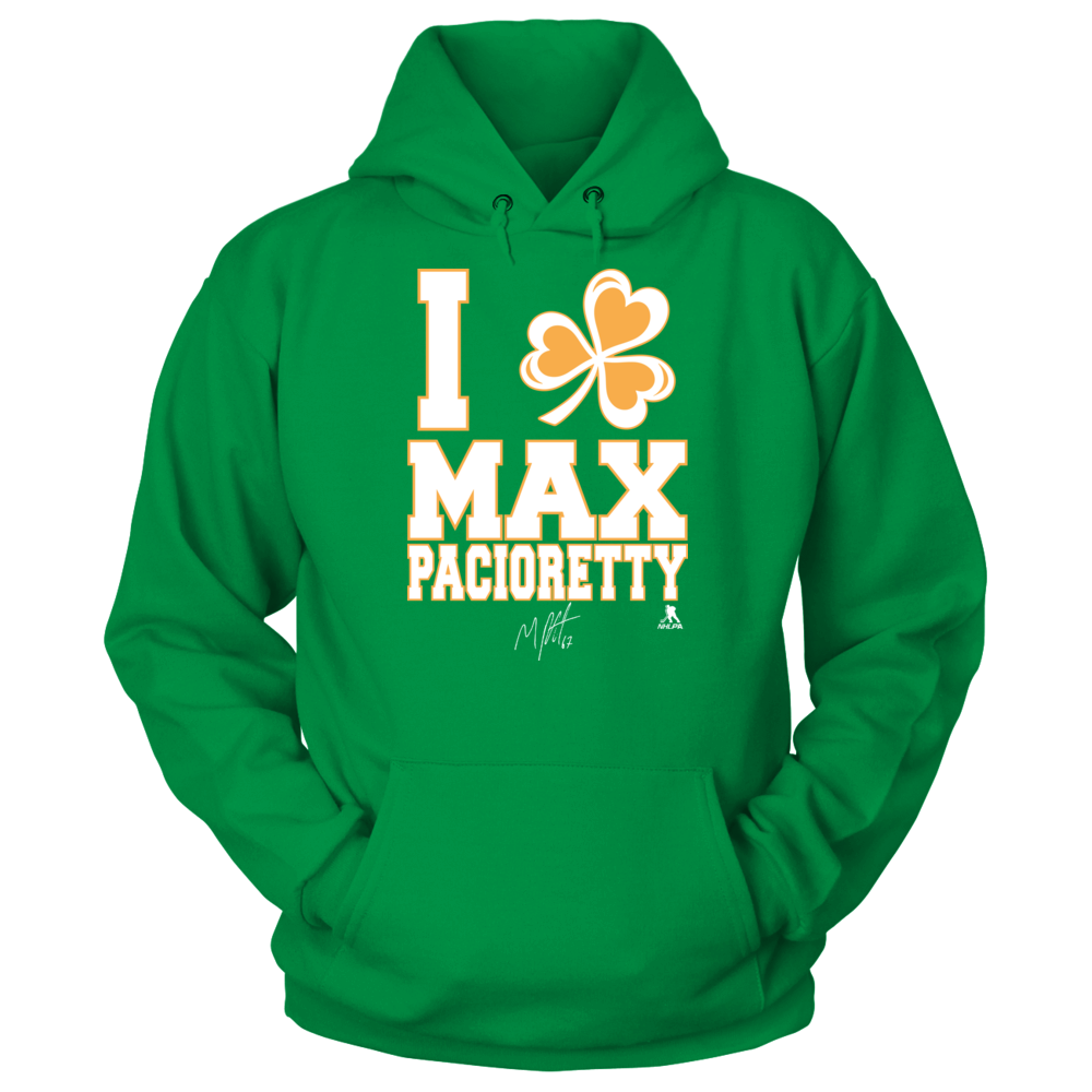 Max Pacioretty - I Shamrock Front picture