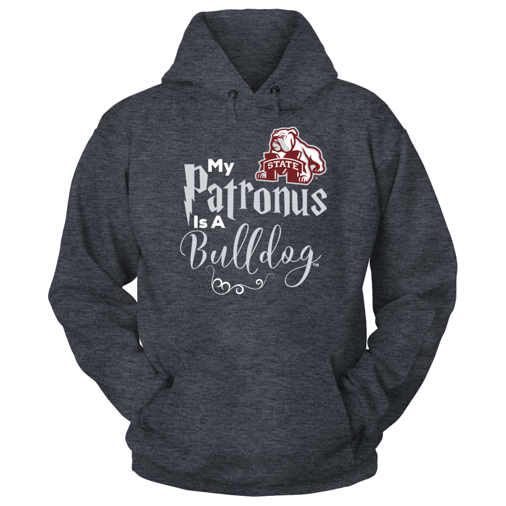 Official Mississippi State Fan Gear My Patronus Is A Bulldog Front picture