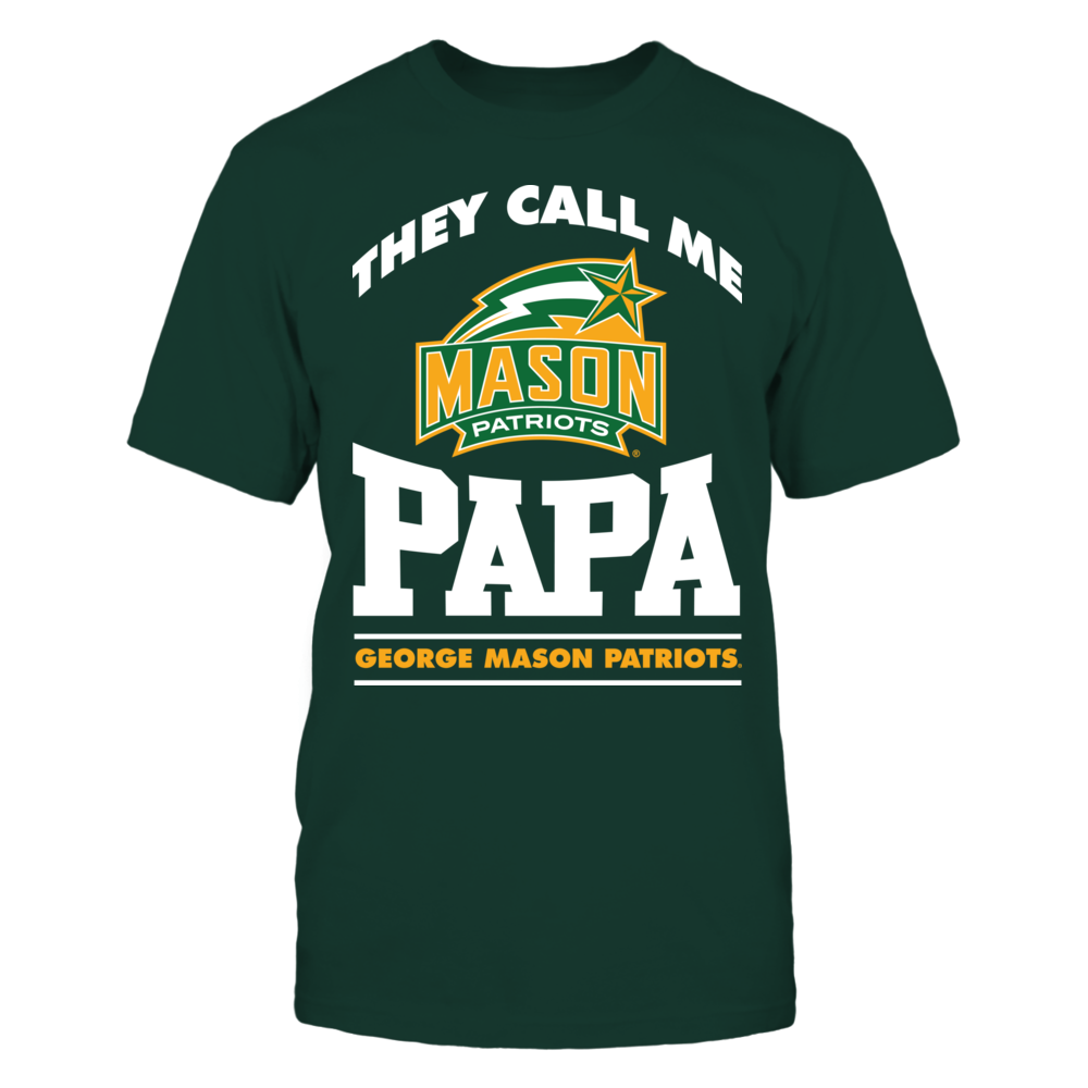 George Mason Patriots They Call Me Papa - George Mason Patriots FanPrint