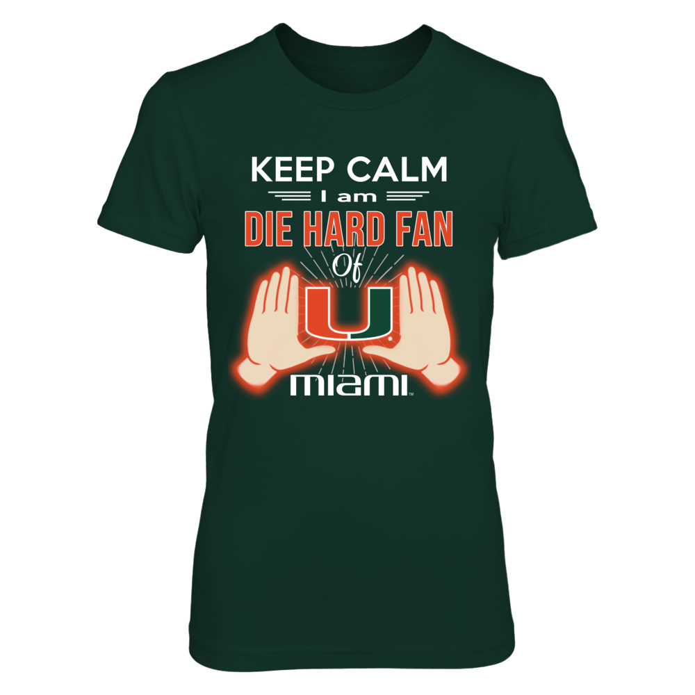 Die hard fan Miami Front picture