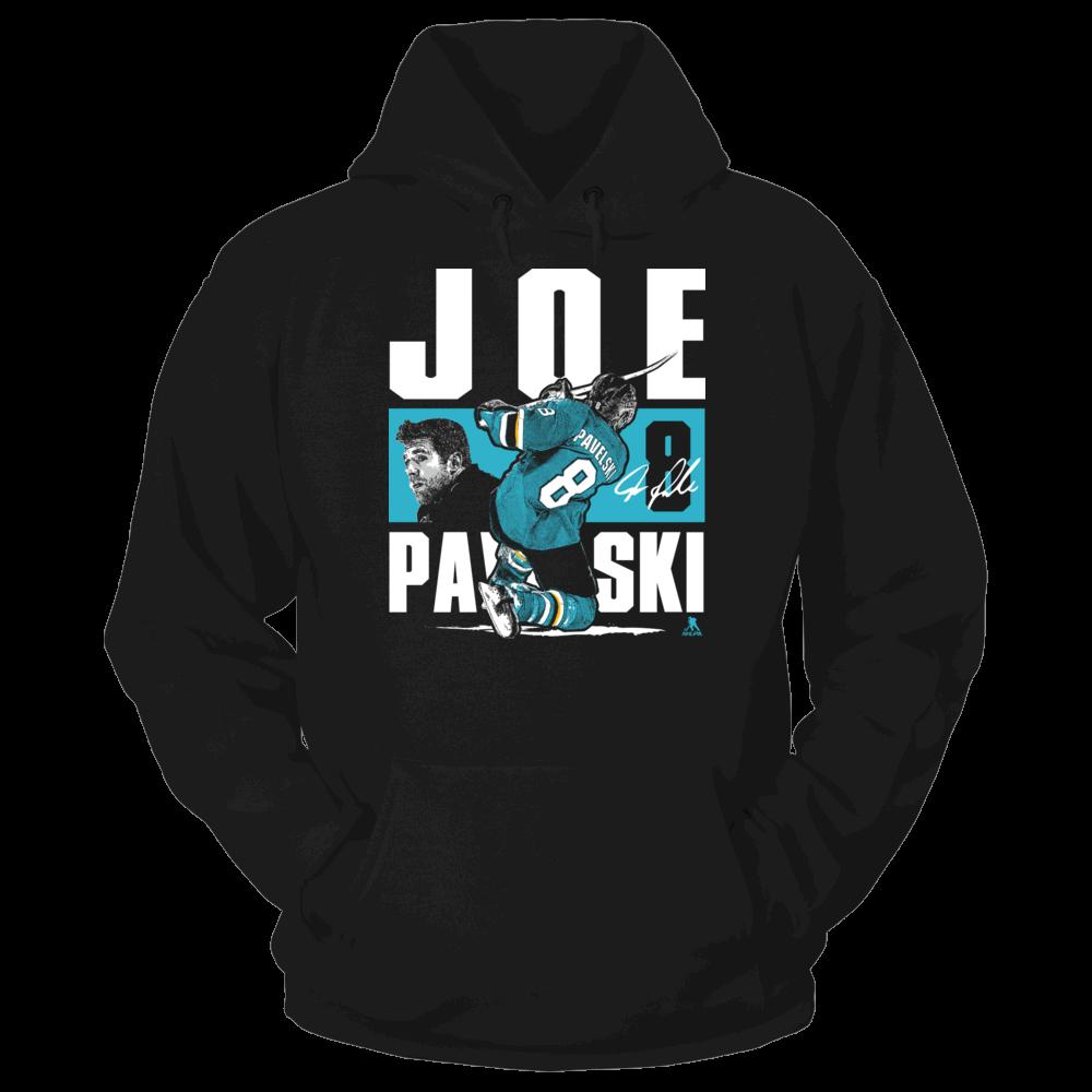 Joe Pavelski - Player Portrait Front picture