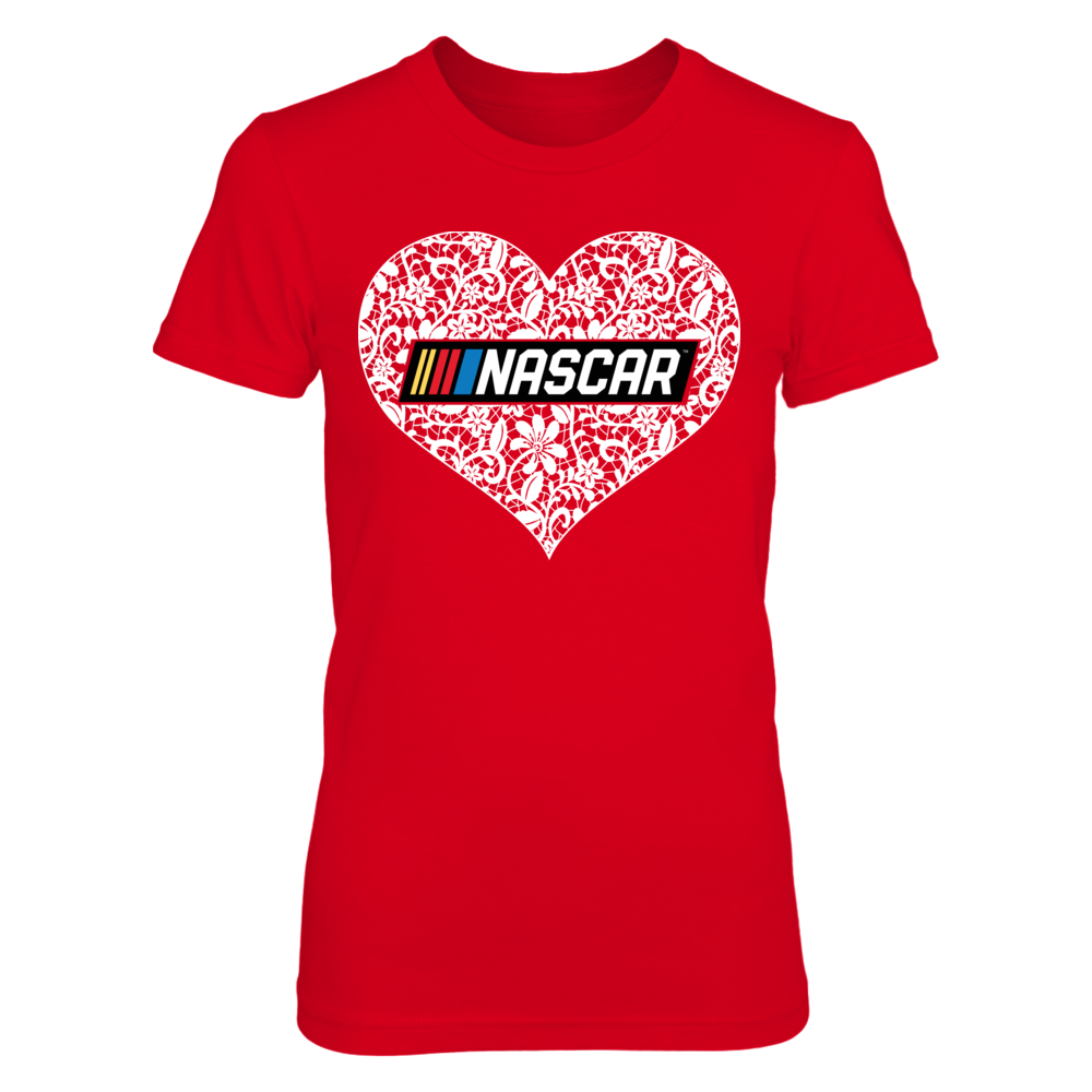 Lace Logo - NASCAR Front picture