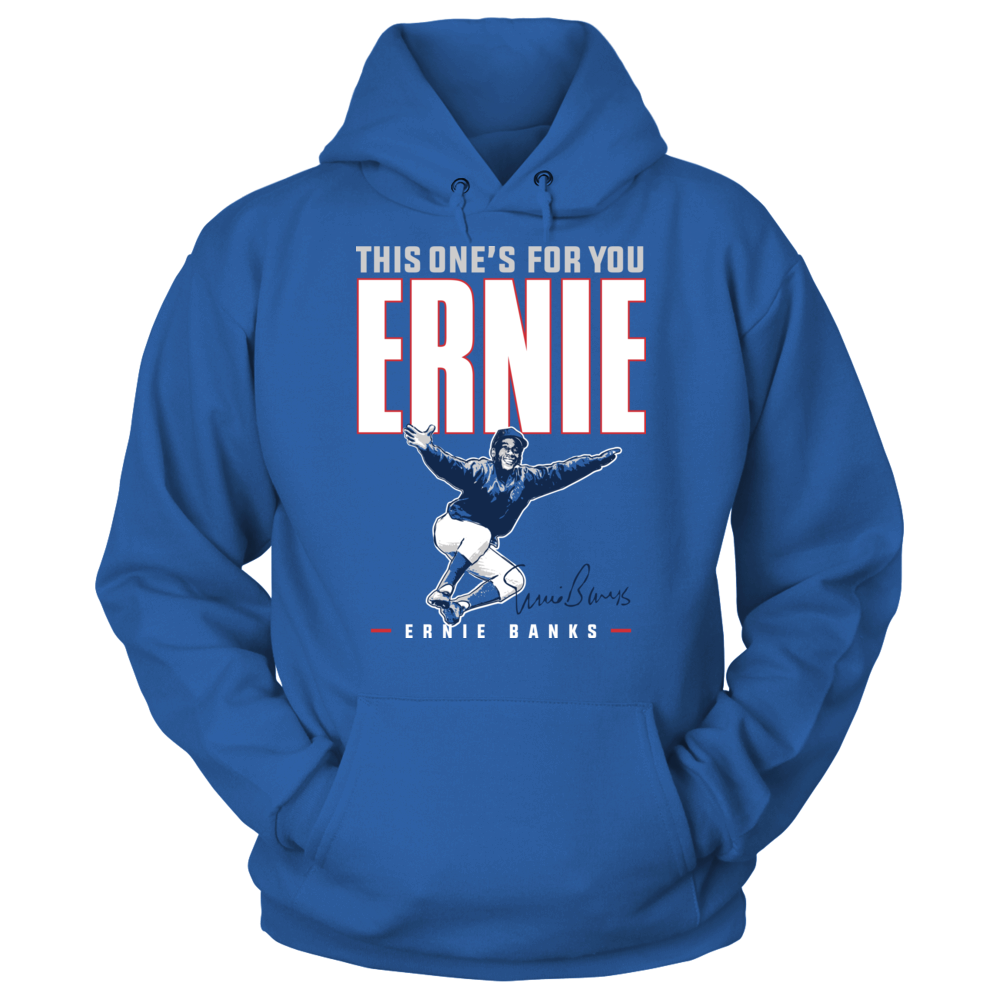 This One's For You Ernie - Ernie Banks Front picture