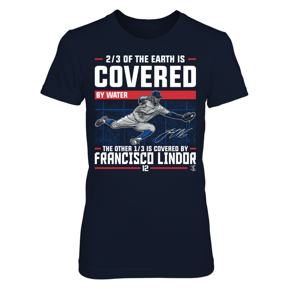 Francisco Lindor Covered By - Francisco Lindor FanPrint