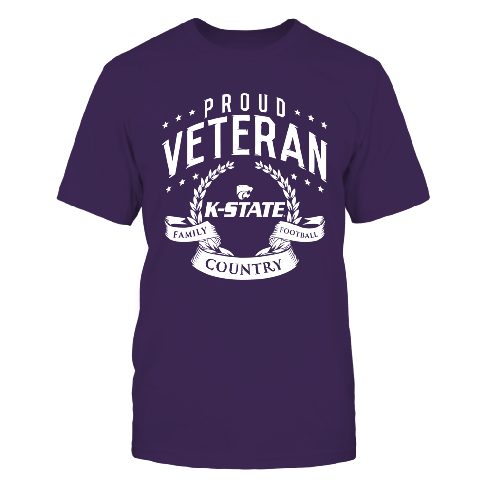 Proud Veteran K-State Front picture