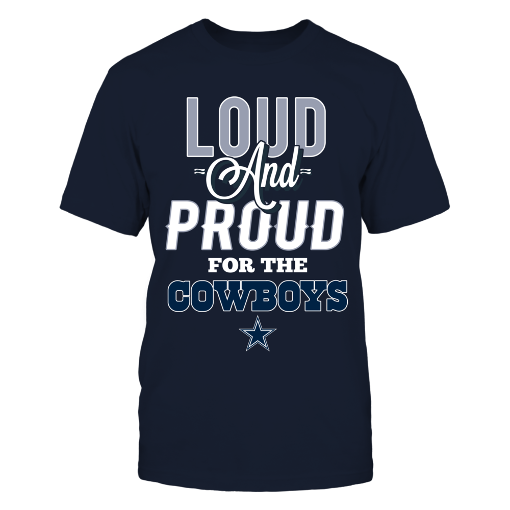 Loud & Proud For The Cowboys Front picture