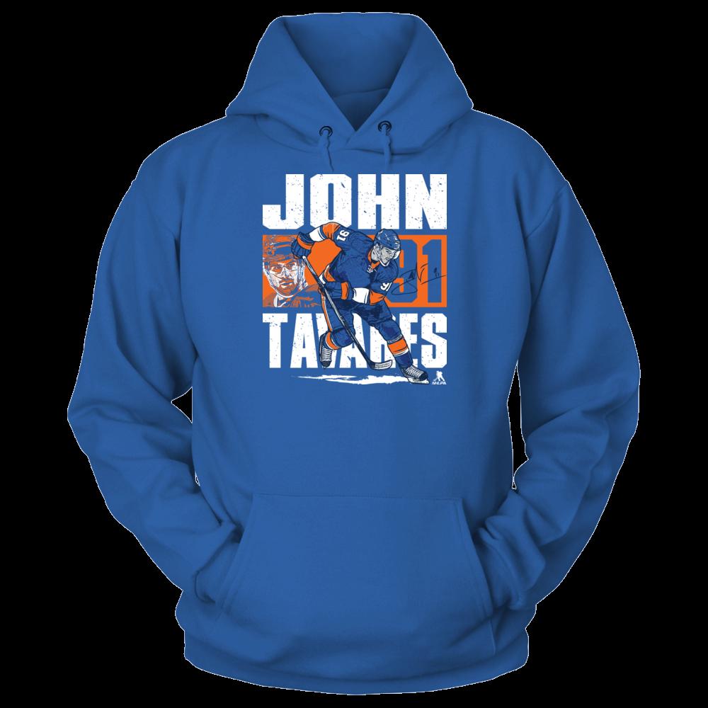 John Tavares - Player Portrait Front picture