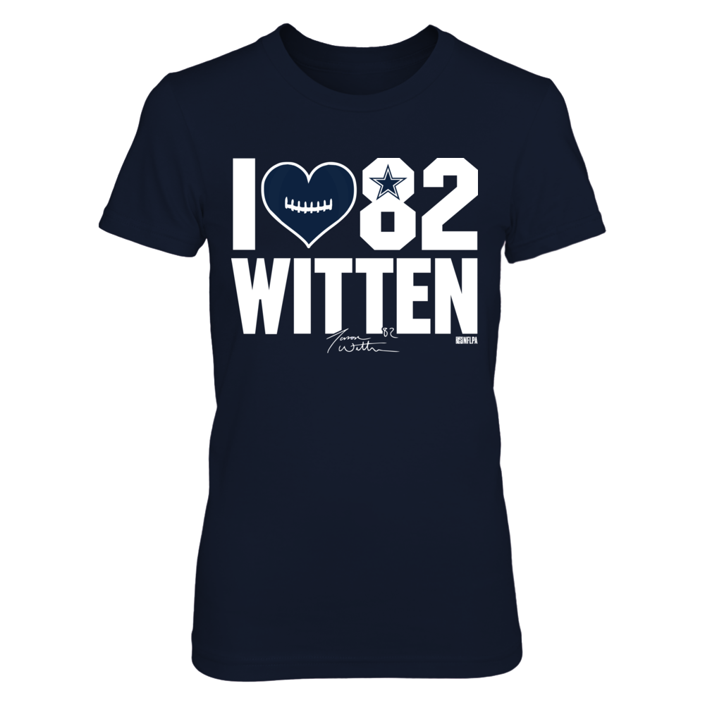 Jason Witten - I Heart Witten Front picture