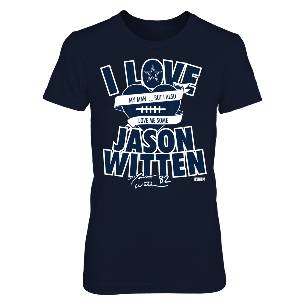 Jason Witten - Love My Man Front picture