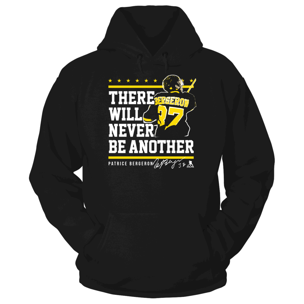 Patrice Bergeron Patrice Bergeron - Never Be Another FanPrint