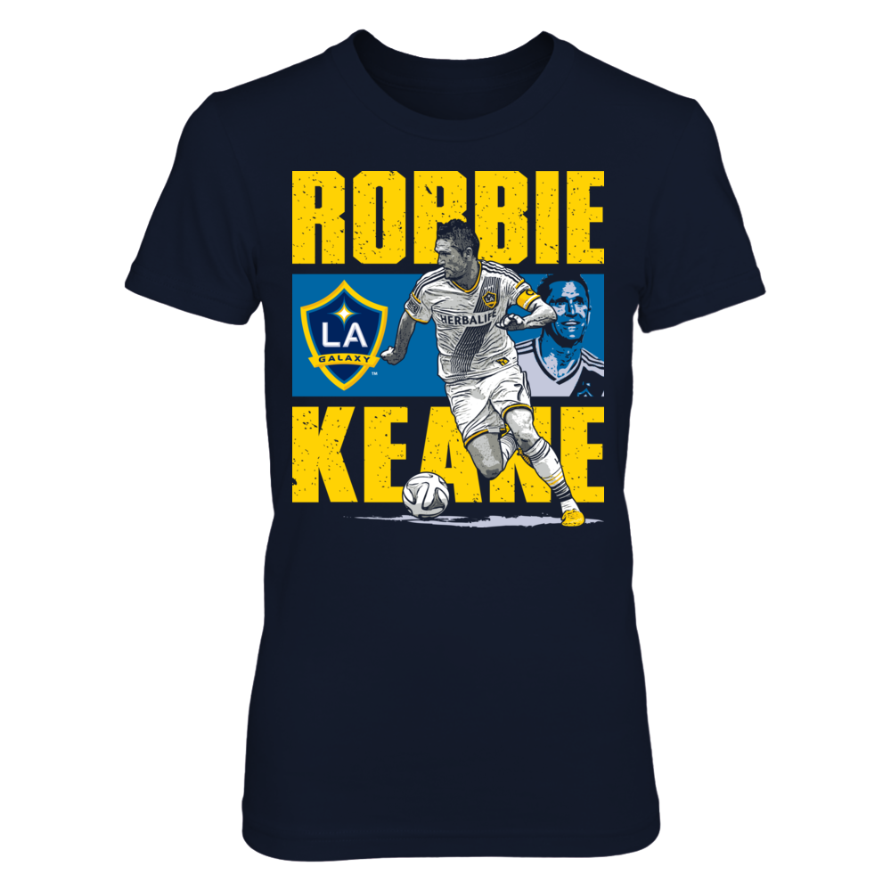 Player Portrait - Robbie Keane Front picture