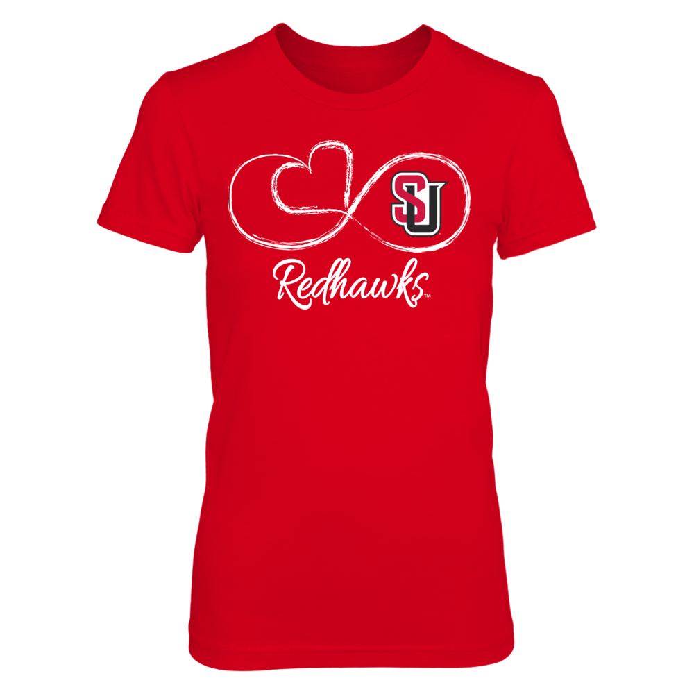 Infinite Heart - Seattle Redhawks Front picture
