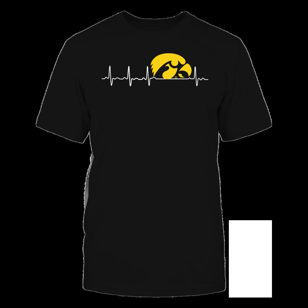 Iowa Hawkeye - heartbeat Front picture